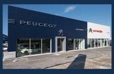 Novo concessionário e oficina Peugeot / Citroen na MCoutinho Porto