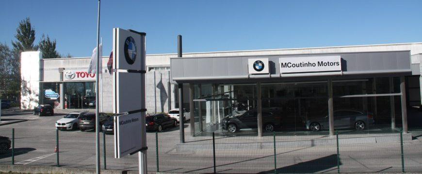 Grupo MCoutinho inaugurou concessão BMW e Toyota em Viseu