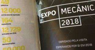 Expomecânica já tem data oficialmente confirmada para 2018