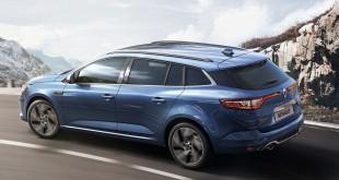 Renault divulga Megane Sport Tourer