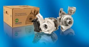 MF Pinto comercializa turbos novos Melett