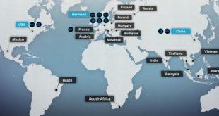 """Até 2022 todos os Mercedes serão """"eletrificados"""""""