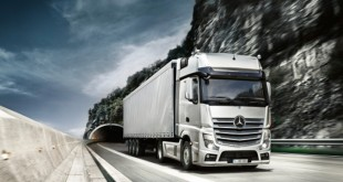 Segunda geração do Mercedes Actros OM 471 mais poupada
