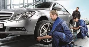 38% dos Mercedes assistem na marca