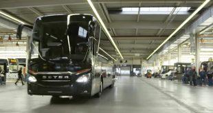 Como são construídos os autocarros da Mercedes/Setra? (com vídeo)