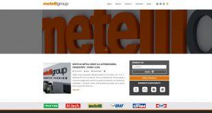 Metelli apresenta novo website