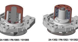 Nova bomba de água Metelli para Fiat, Alfa Romeo, Jeep e Opel