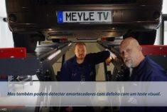 Meyle explica como fazer revisão periódica aos amortecedores (com Video)