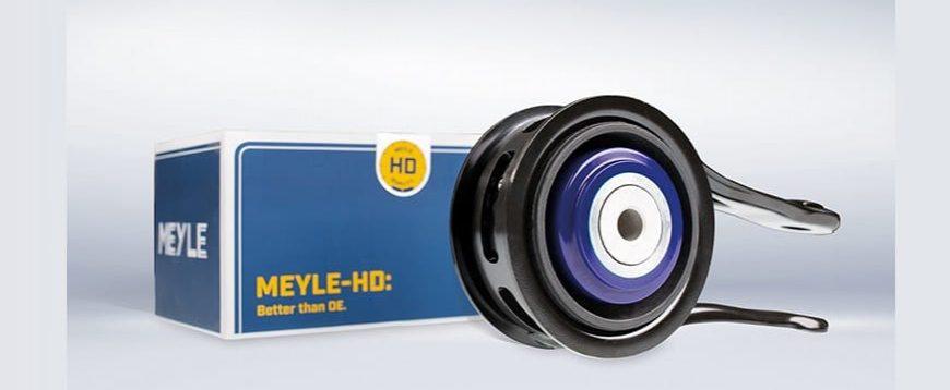 """Novo rolamento do motor """"híbrido"""" MEYLE-HD supera rolamento de origem"""