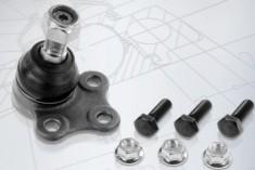 Meyle lança rótulas de suspensão reforçadas para furgões Renault