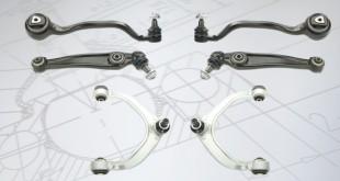 Meyle lança braços de suspensão para BMW e Mini