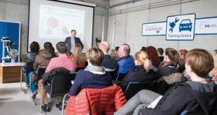 Programa de formação Meyle com partilha de conhecimentos
