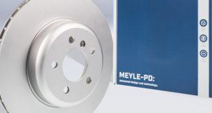 Mais referências de discos Meyle de elevado teor de carbono com revestimento completo