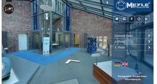 Faça uma visita virtual às instalações da Wulf Gaertner Autoparts