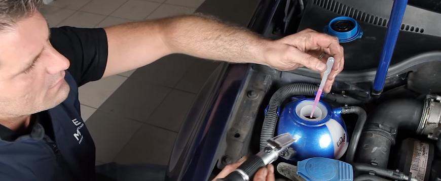 Meyle demonstra a limpeza do sistema de refrigeração (Com vídeo)