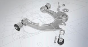 Meyle explica a substituição dos braços de reparação em BMW (video)