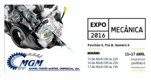 MGM promove os serviços de assistência técnica a equipamentos no Expomecânica