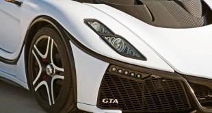 Pneu Michelin UHP com homologação da Spania GTA