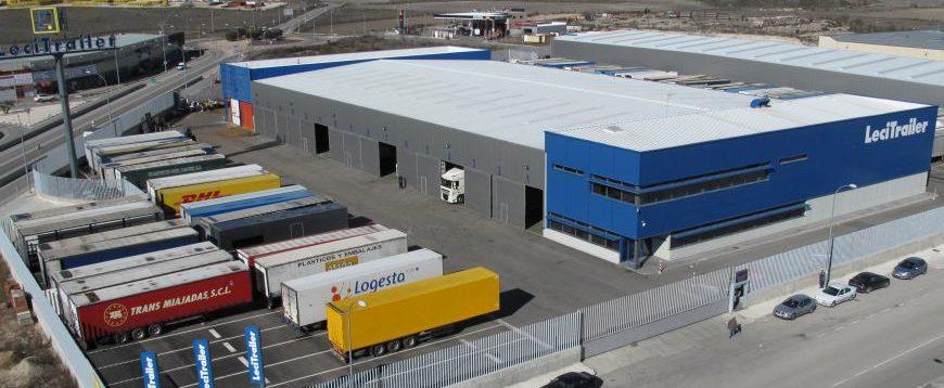 Effitrailer da Michelin instalado como opcional nos semirreboques da LeciTrailer