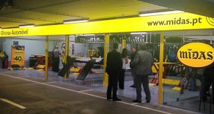 69ª oficina da Midas abre em Guimarães
