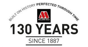 130 anos da Millers Oils