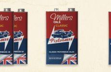 Millers Oils com nova gama para clássicos