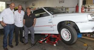 Minilift foi entregue à oficina Francisco Pombo (com fotos)