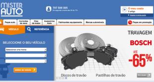 PSA Peugeot Citroen adquiriu site de peças multimarca Mister Auto