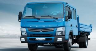 Campanha de recolha de Mitsubishi Fuso Canter TD Euro