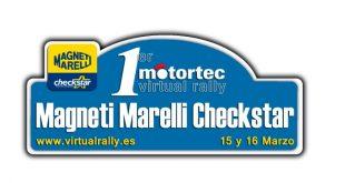 Magneti Marelli Checkstar realizam 1º Rally Virtual na Motortec