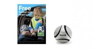 """Oficinas Mobil 1 oferecem """"bolas"""" aos seus clientes"""