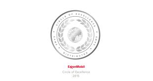 Lubrigrupo galardoada com o prémio Circle of Excellence 2015 pela Mobil