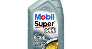 Novo Mobil Super 3000 Formula VC 0W-30 e 0W-20 exclusivamente para Volvo