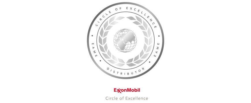 Lubrigrupo novamente reconhecida pela ExxonMobil