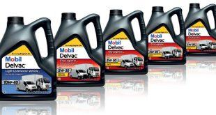 ExxonMobil lança nova linha de produtos Delvac para comerciais ligeiros