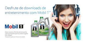 """Lubrigrupo continua a desenvolver campanha """"Entretenimento em movimento com Mobil 1"""""""