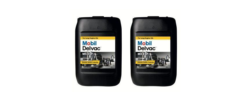 Mobil Delvac com novas formulações Volvo e Renault