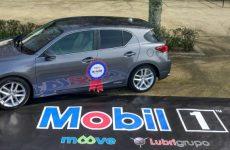 Lexus Hybrid CT200h foi entregue pela Mobil