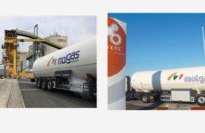 Molgas leva soluções de mobilidade com base em gás natural ao Salão Nacional do Transporte