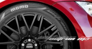 Momo reforça gama de pneus com produção na Europa