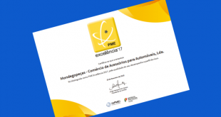 Mondegopeças distinguida como PME Excelência 2017
