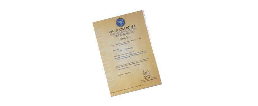 DeBeer certificada pelo Centro Zaragoza