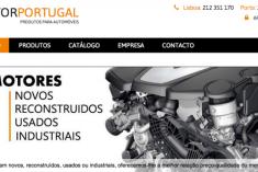 Motor Portugal apresenta novo site