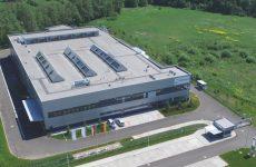 Novas fábricas Motorservice