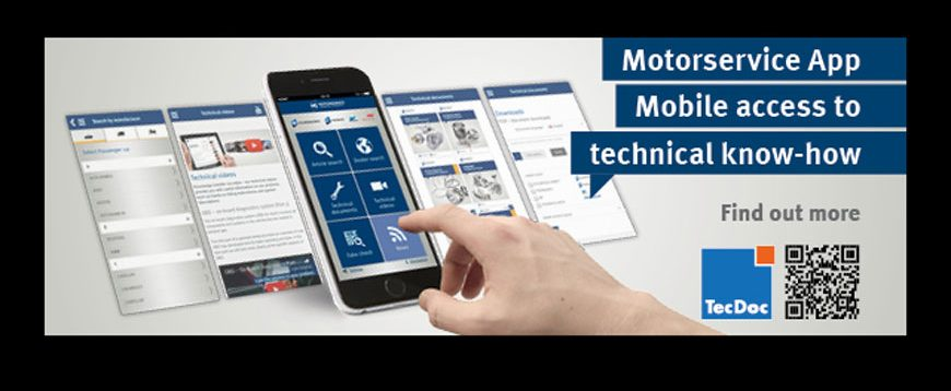 Motorservice apresenta APP carregada de tecnologia