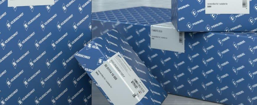 Novo design das embalagens da Motorservice combate a falsificação