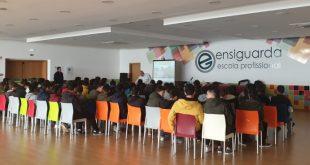 MTE-Thomson fez formação nas Escolas Profissionais de Ourém e Guarda