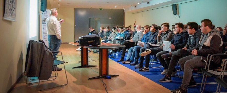 MTE-Thomson fez nova palestra técnica na Didaxis em Porto de Ave