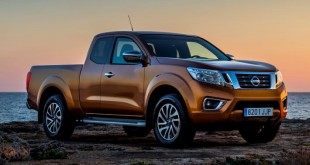 Nova Nissan Navara já está disponível