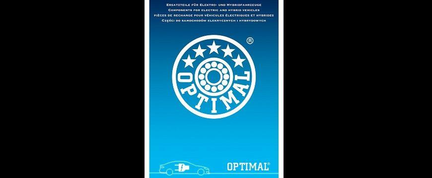 Novo catálogo Optimal para elétricos e híbridos